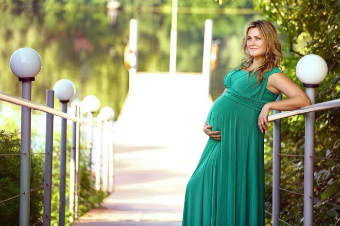 Позаботься о своей красоте в ожидании ребенка.
