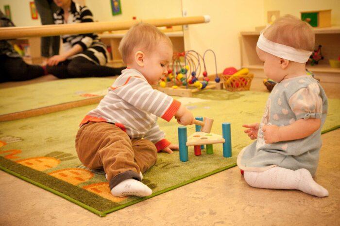 Развивающие игры для самых маленьких