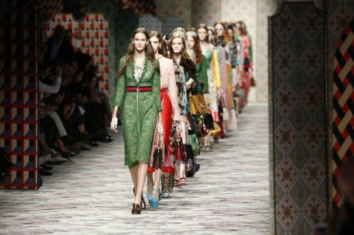 Тренд в одежде весна 2021 года