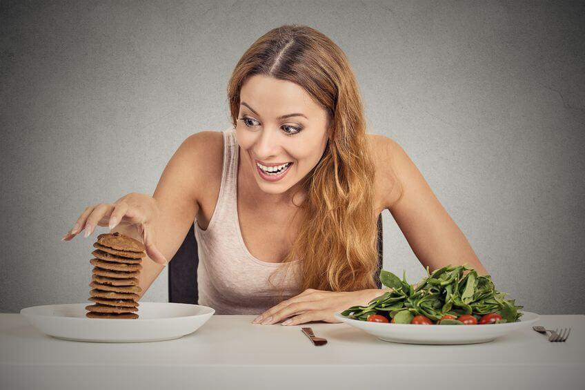 как без диеты худеть